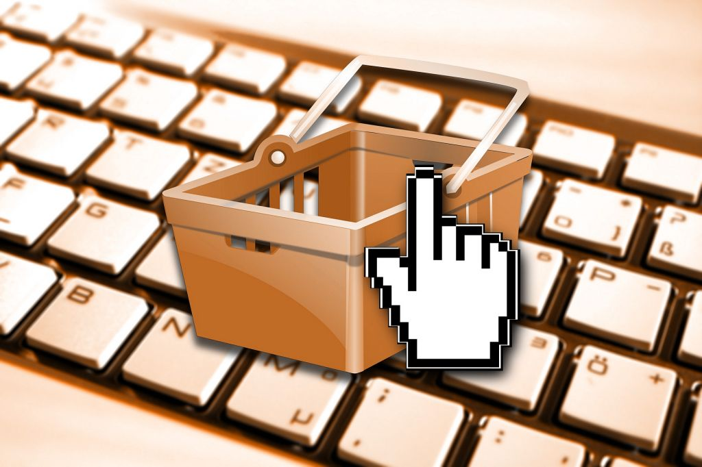 E-commerce - Image by Gerd Altmann from Pixabay